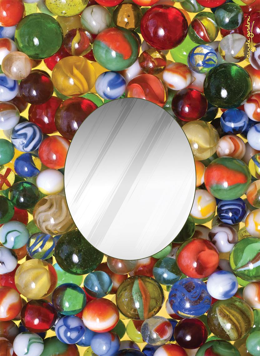 Puzzle Art Puzzle Canicas, Puzzle Espejo de 850 Piezas