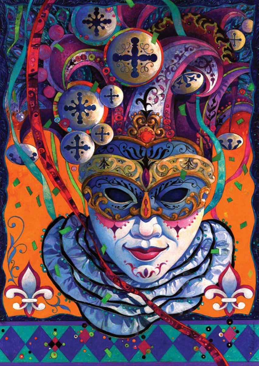 Puzzle Art Puzzle Carnaval de 1000 Piezas