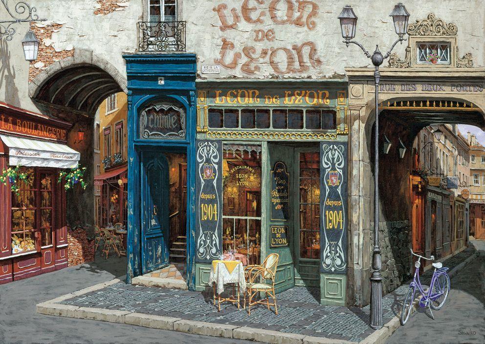 Puzzle Art Puzzle de Madera de Café León de 1000 Piezas