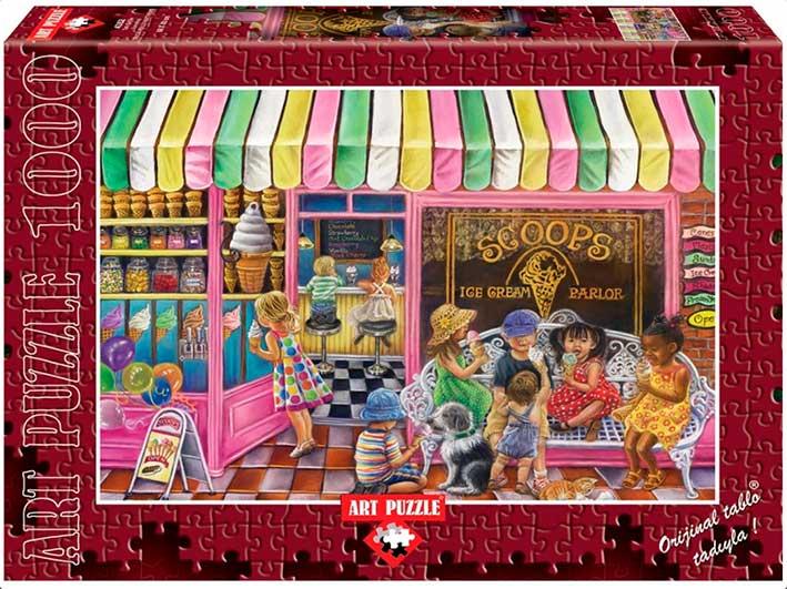 Puzzle Art Puzzle Dulces 1000 Piezas