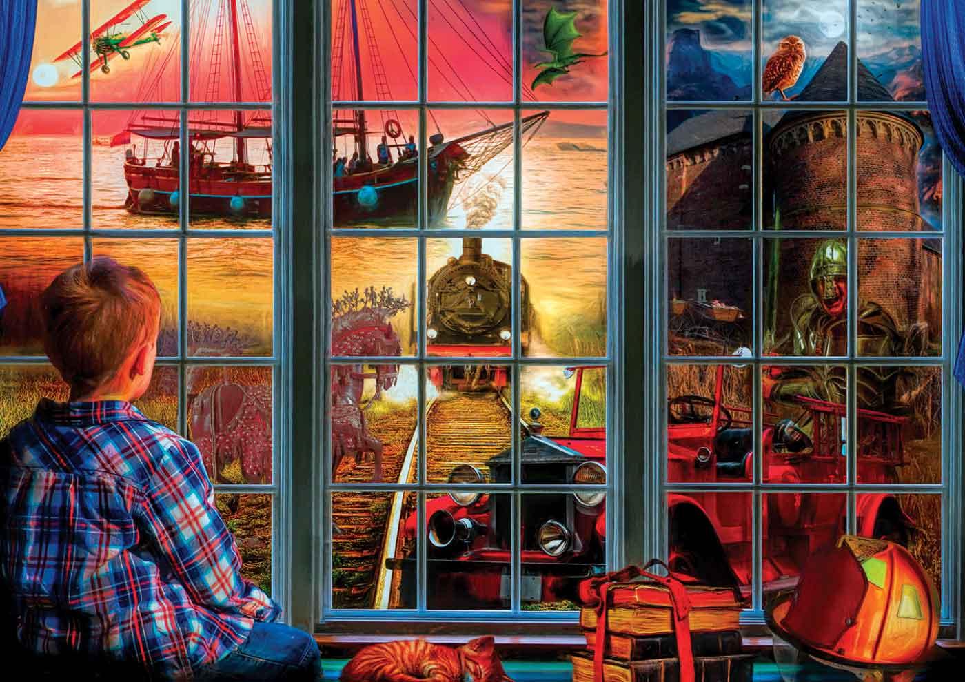 Puzzle Art Puzzle El Mundo en Mí de 260 Piezas