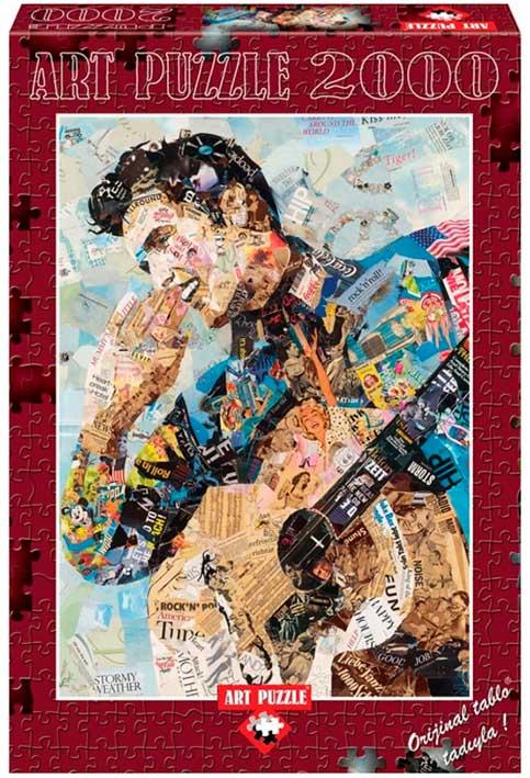 Puzzle Art Puzzle Elvis Presley 2000 Piezas