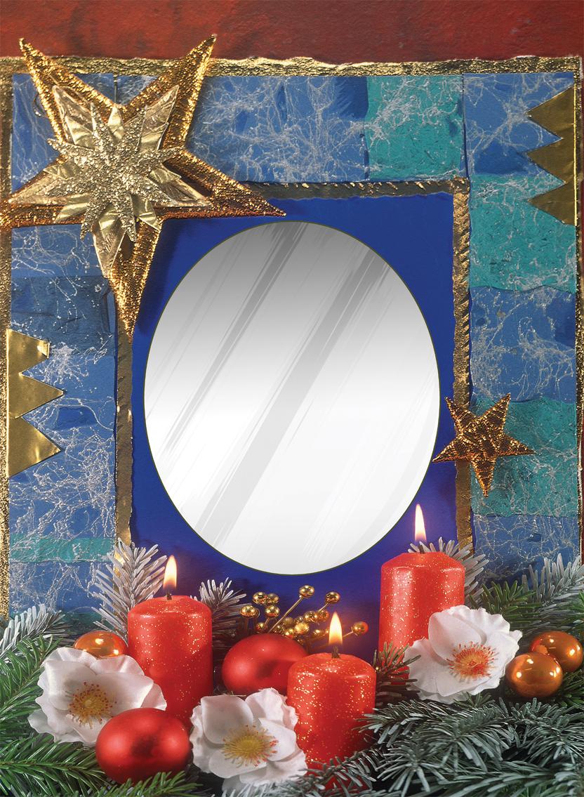 Puzzle Art Puzzle Felicidad a la Luz de las Velas, Puzzle Espejo