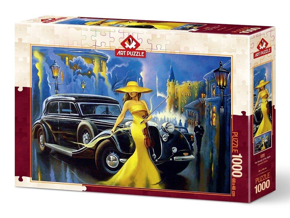Puzzle Art Puzzle La Belleza de la Noche de 1000 Piezas
