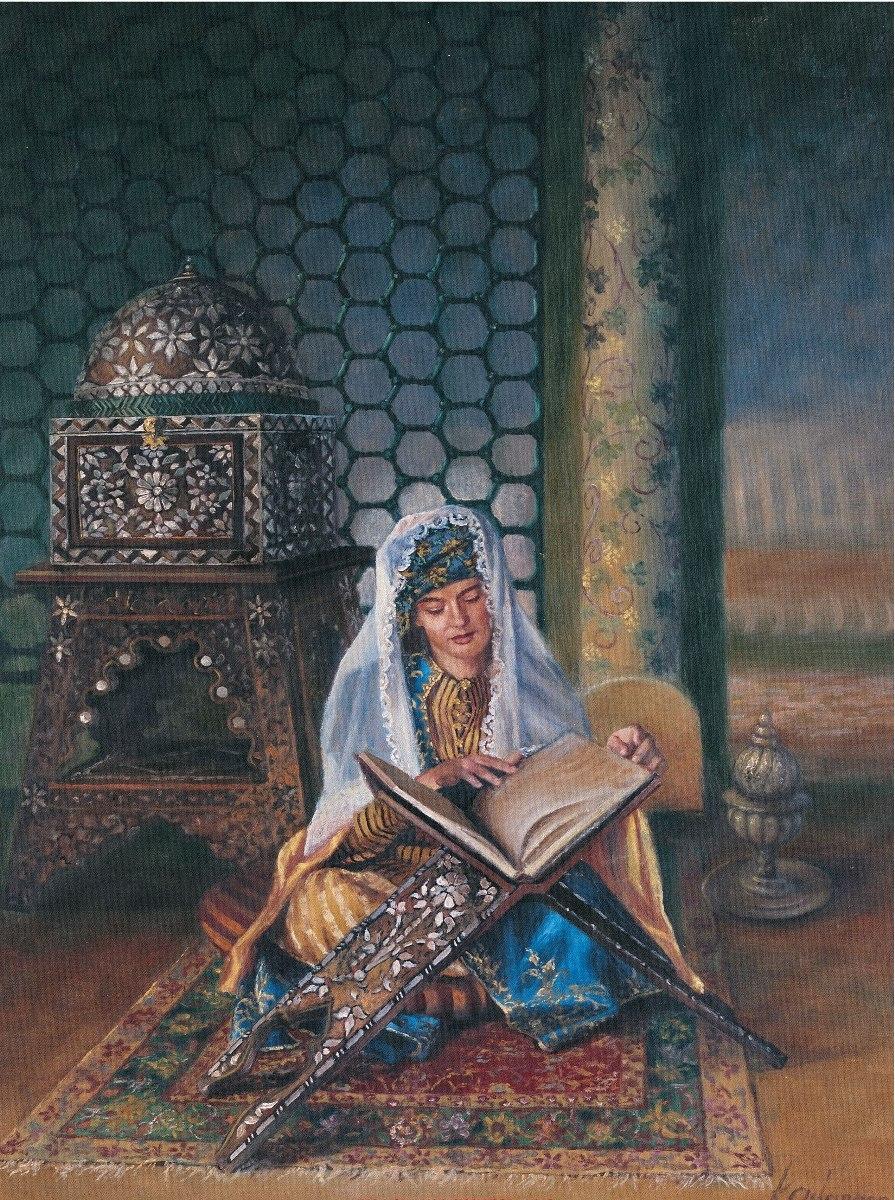 Puzzle Art Puzzle La Lectura del Sultán de 1000 Piezas