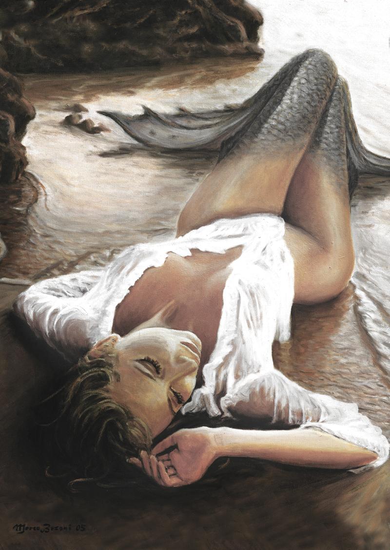 Puzzle Art Puzzle La Sirena de 1000 Piezas