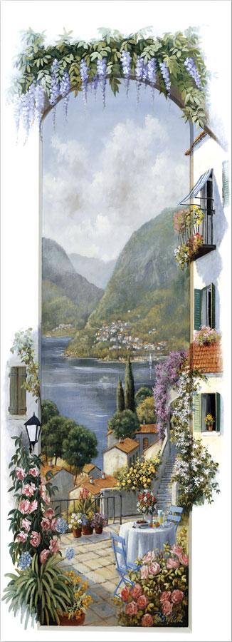 Puzzle Art Puzzle Lago Maggiore de 1000 Piezas