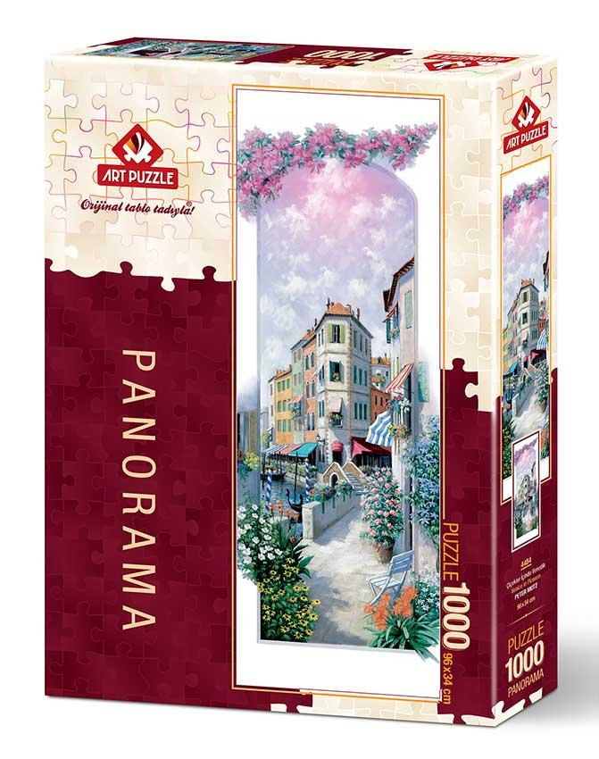 Puzzle Art Puzzle Las Flores de Venecia de 1000 Piezas