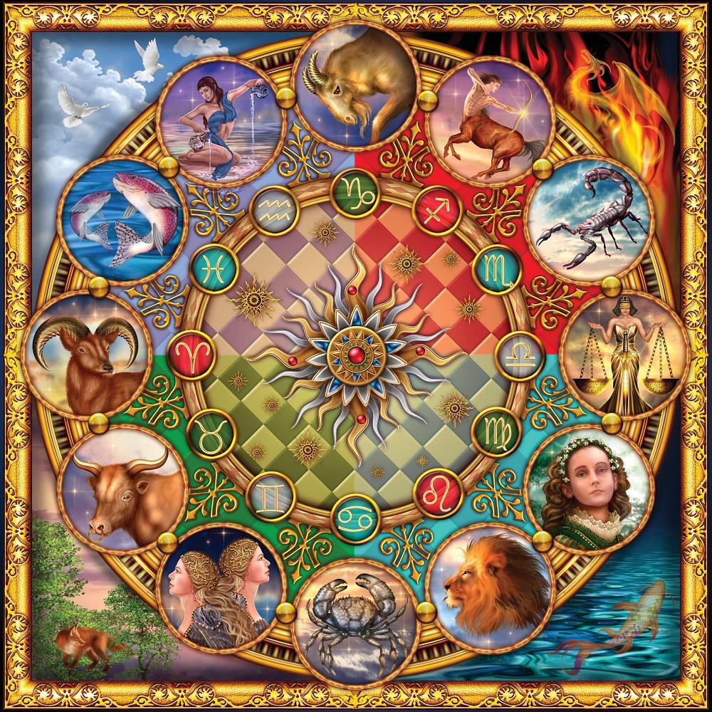 Puzzle Art Puzzle Mandala de 1000 Piezas