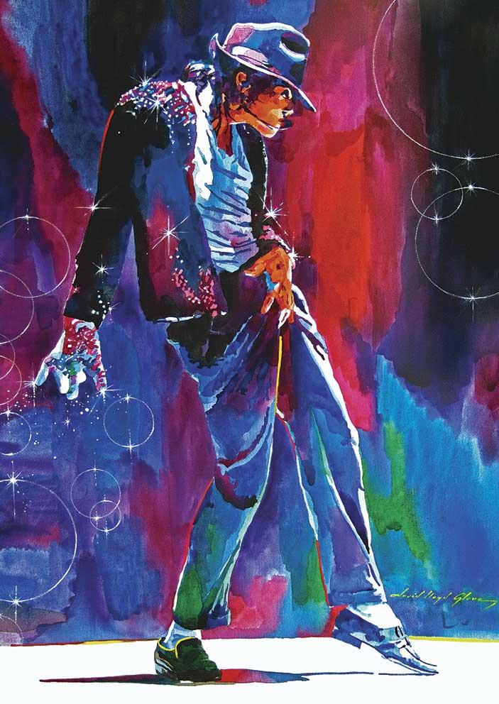 Puzzle Art Puzzle Michael Jackson Yeah Hei de 500 Piezas