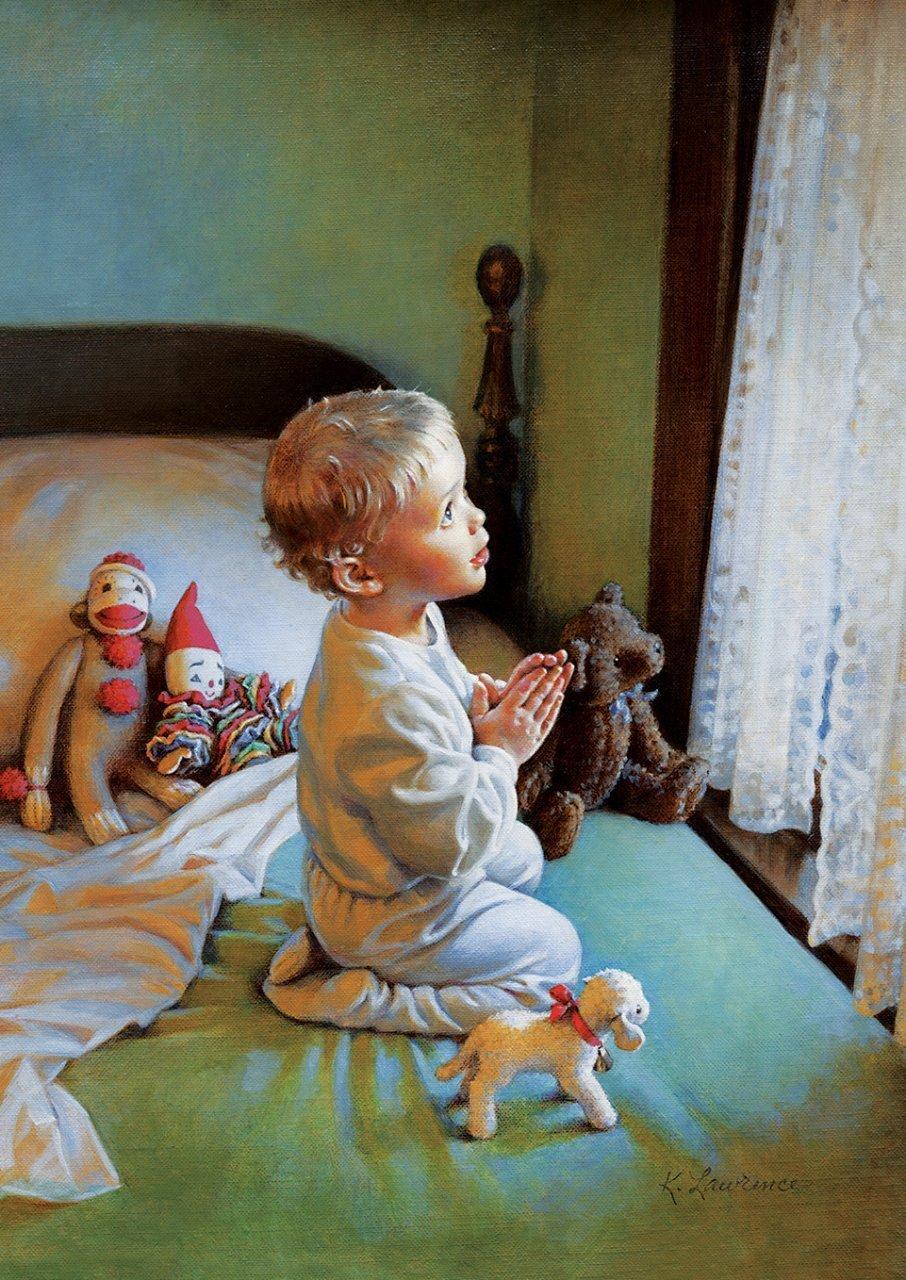 Puzzle Art Puzzle Oración Infantil de 500 Piezas