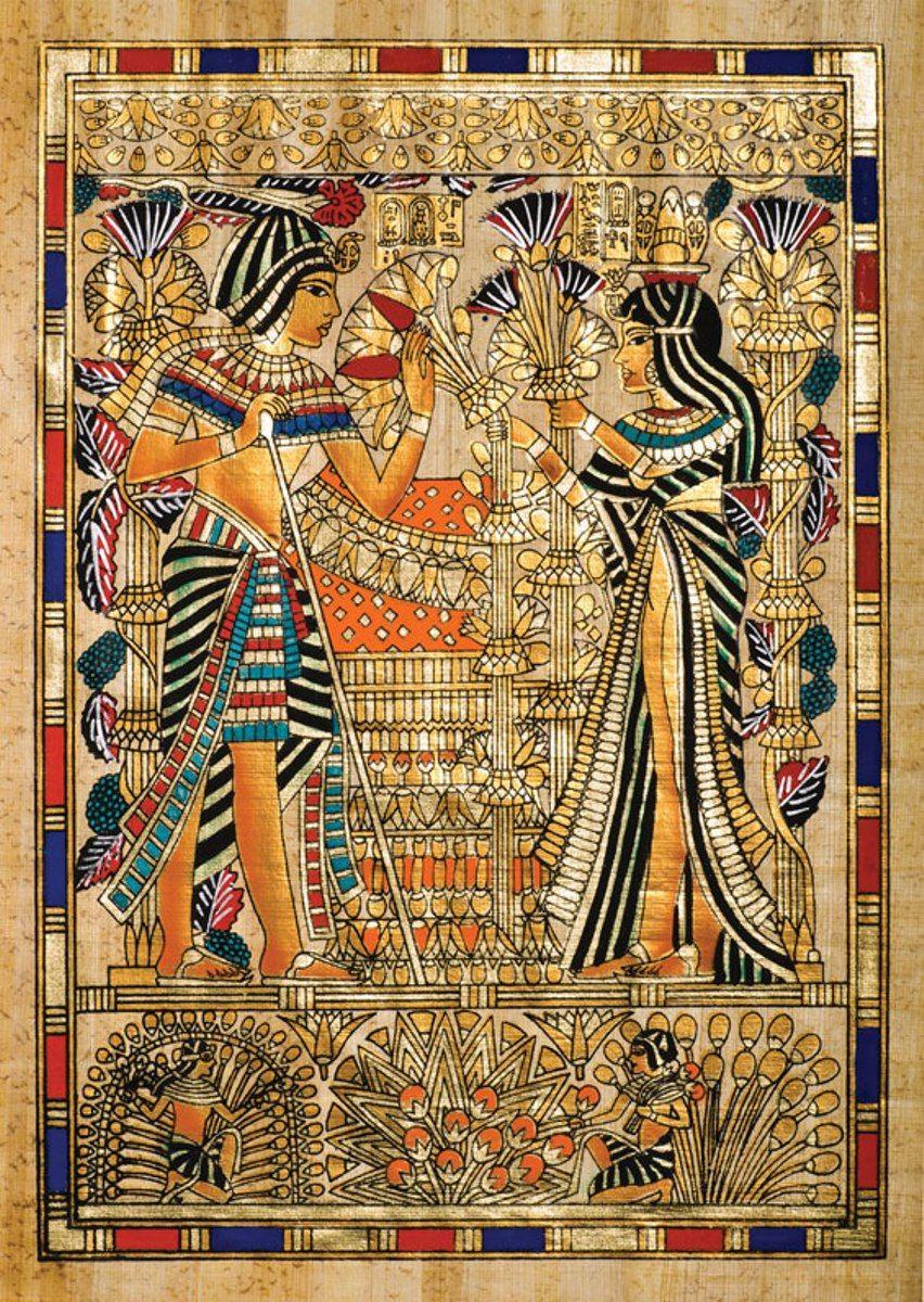 Puzzle Art Puzzle Papiro Egipcio de 1000 Piezas