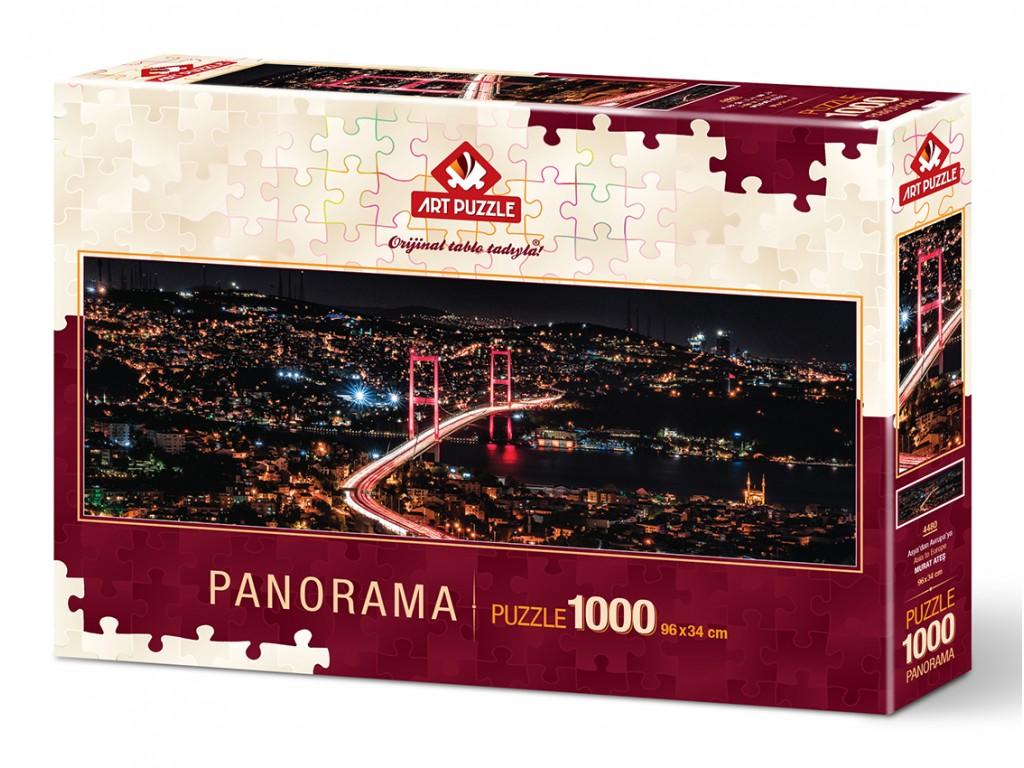Puzzle Art Puzzle Puente de Asia a Europa de 1000 Piezas