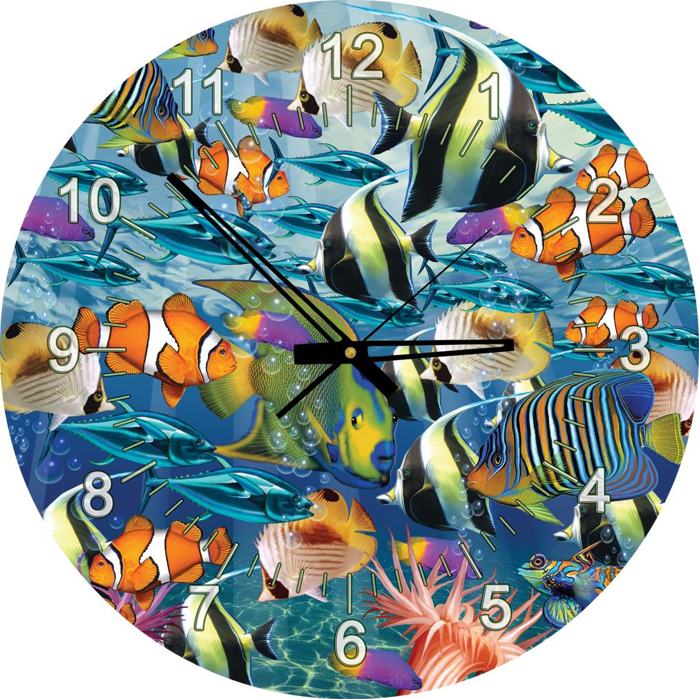Puzzle Art Puzzle Puzzle Reloj El Arrecife de 570 Piezas