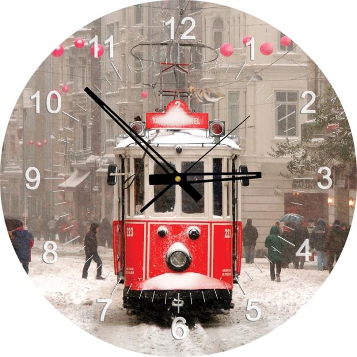 Puzzle Art Puzzle Puzzle Reloj El Tranvía de Estambul de 570 Pie