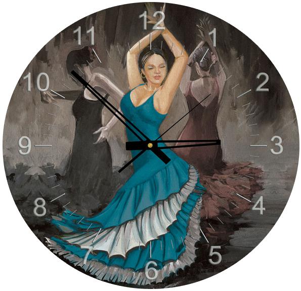 Puzzle Art Puzzle Puzzle Reloj Flamenca de 570 Piezas