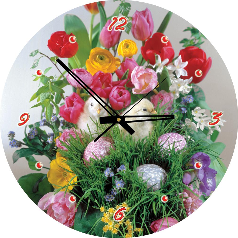 Puzzle Art Puzzle Puzzle Reloj Floral de 570 Piezas