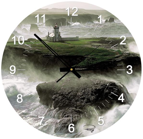Puzzle Art Puzzle Puzzle Reloj Lighthouse de 570 Piezas