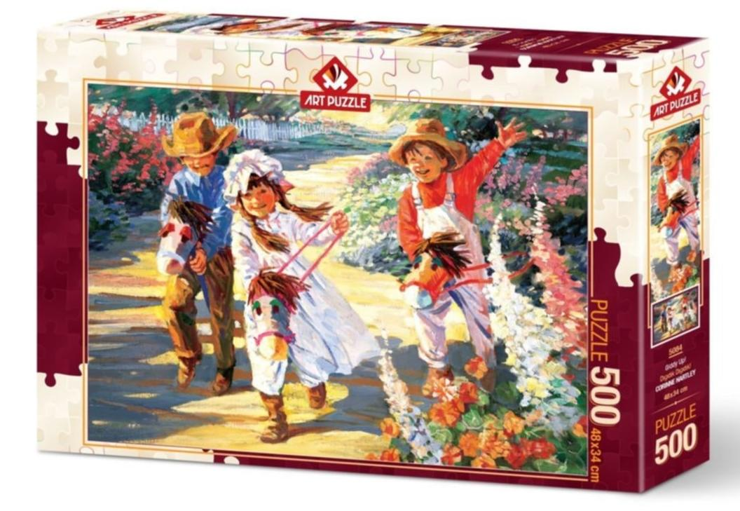 Puzzle Art Puzzle Qué Mareo! de 500 Piezas