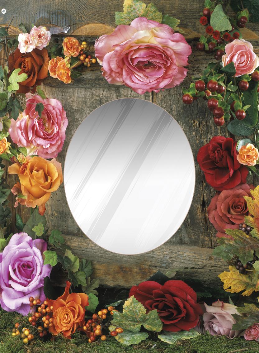 Puzzle Art Puzzle Rosas Preciosas, Puzzle Espejo de 850 Piezas