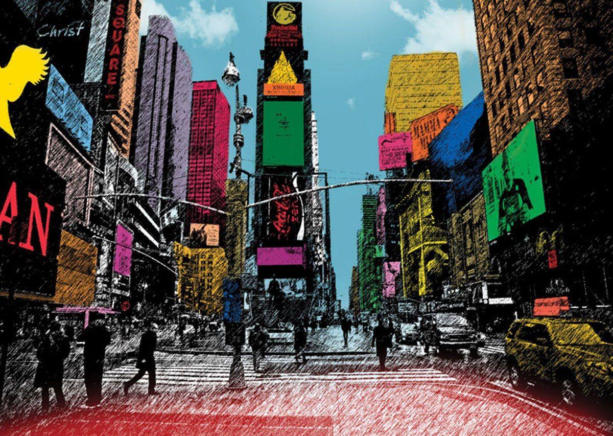 Puzzle Art Puzzle Times Square de 2000 Piezas