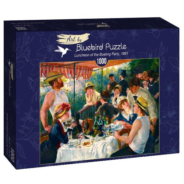 Puzzle Bluebird Almuerzo de los Remeros de 1000 Piezas