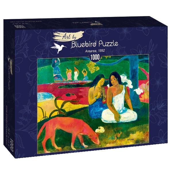 Puzzle Bluebird Arearea de 1000 Piezas