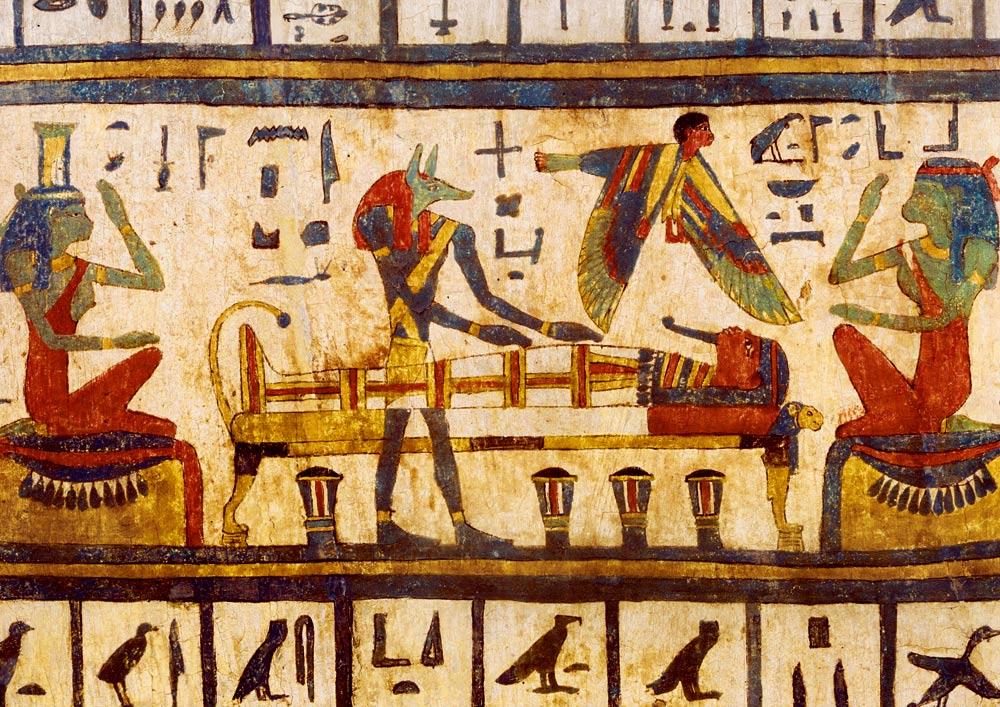 Puzzle Bluebird Arte Egipcio de 1000 Piezas