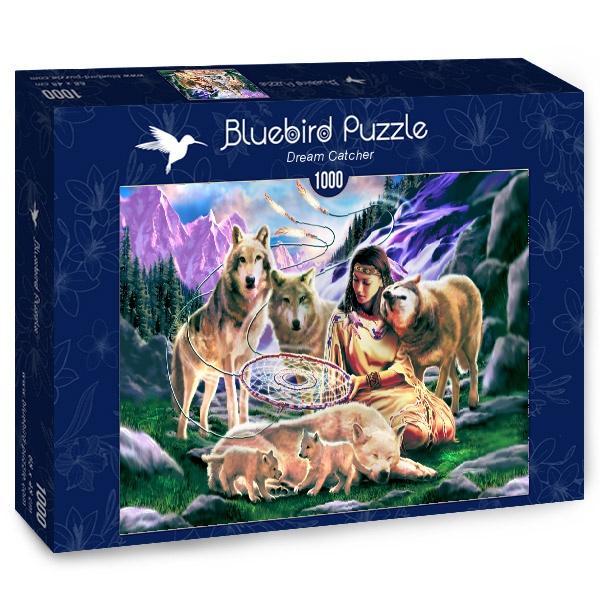 Puzzle Bluebird Atrapasueños 2 de 1000 Piezas