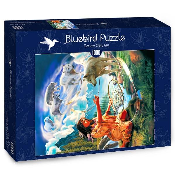 Puzzle Bluebird Atrapasueños 3 de 1000 Piezas