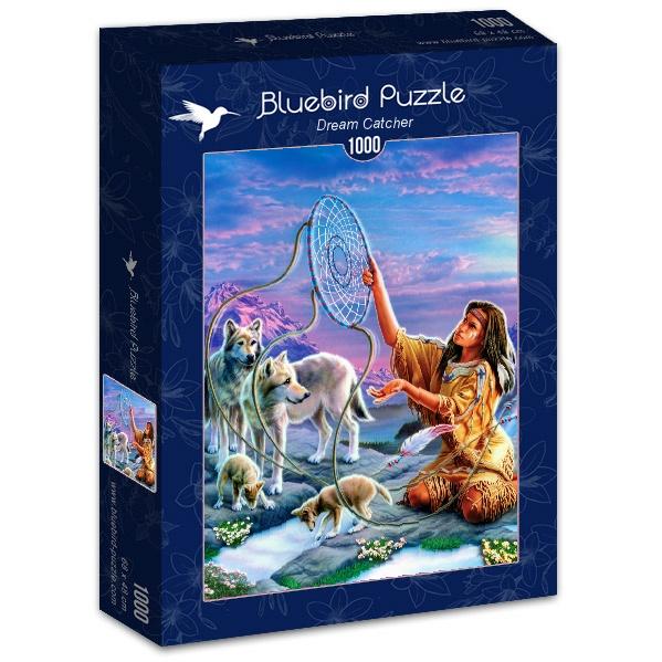 Puzzle Bluebird Atrapasueños de 1000 Piezas