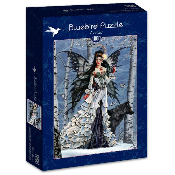 Puzzle Bluebird Aveliad de 1000 Piezas