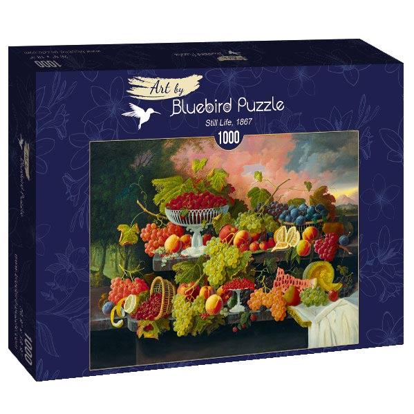 Puzzle Bluebird Bodegón de 1000 Piezas