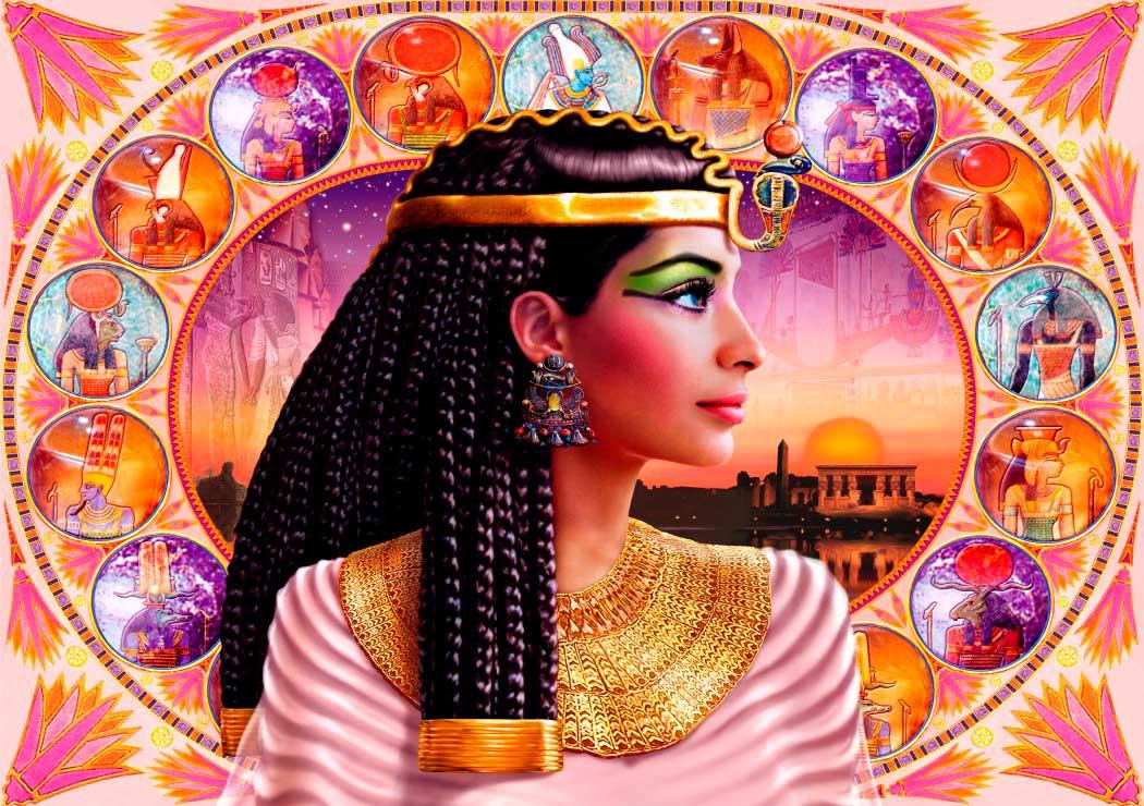Puzzle Bluebird Cleopatra de 1000 Piezas