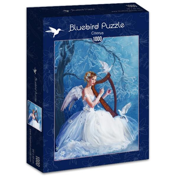 Puzzle Bluebird Coro de 1000 Piezas