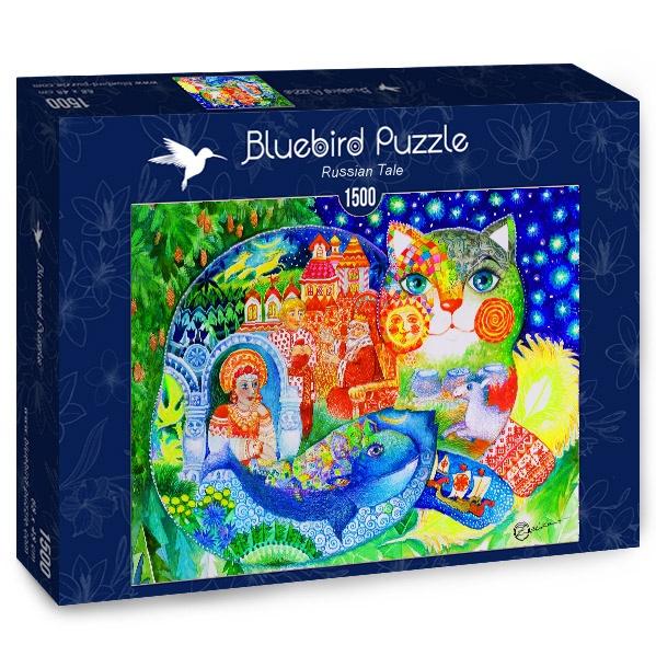 Puzzle Bluebird Cuento Ruso de 1500 Piezas