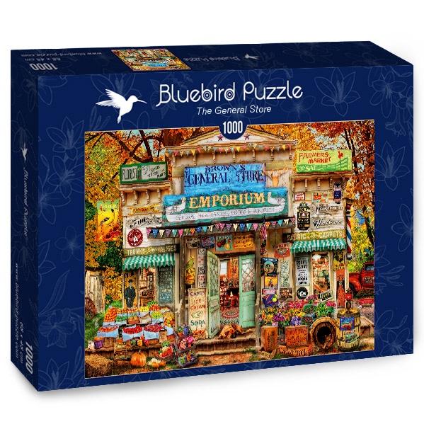 Puzzle Bluebird El Almacén de 1000 Piezas