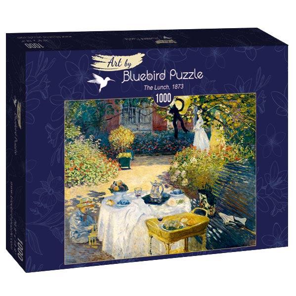 Puzzle Bluebird El Almuerzo de 1000 Piezas
