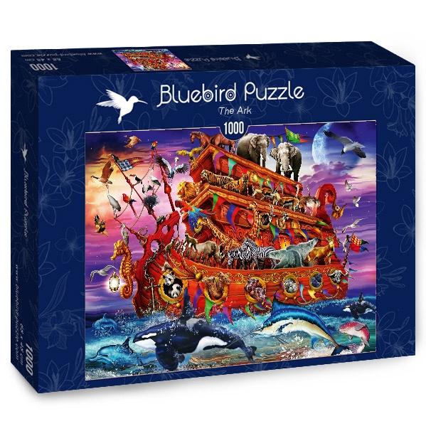 Puzzle Bluebird El Arca de 1000 Piezas