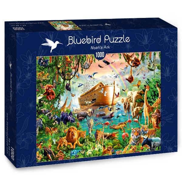 Puzzle Bluebird El Arca de Noé de 1000 Piezas