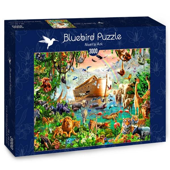 Puzzle Bluebird El Arca de Noé de 3000 Piezas
