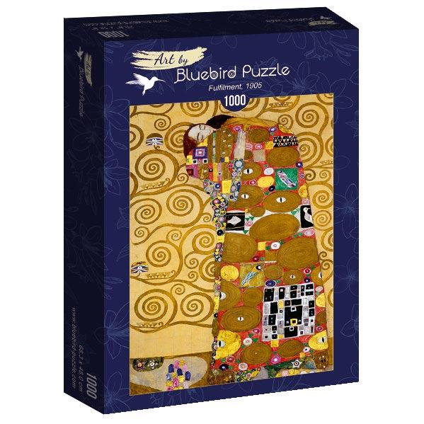 Puzzle Bluebird El Cumplimiento de 1000 Piezas