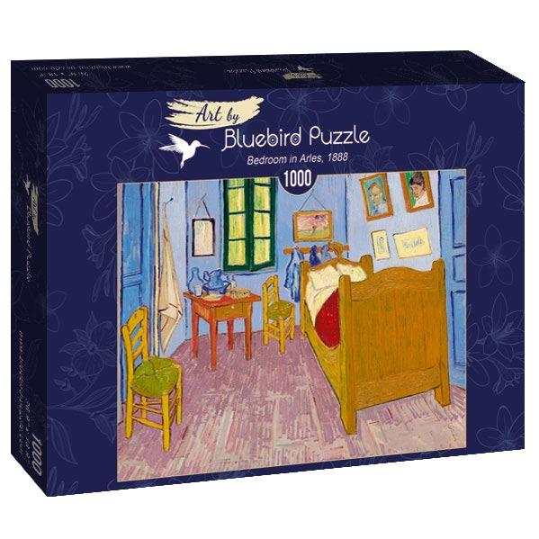 Puzzle Bluebird El Dormitorio en Arlés de 1000 Piezas