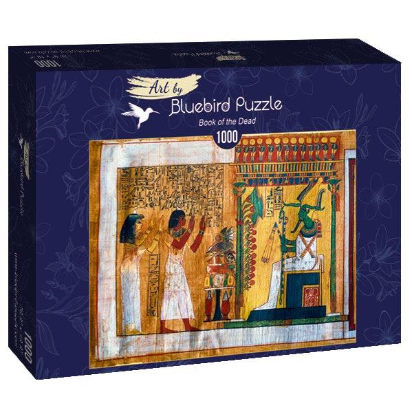 Puzzle Bluebird El Libro de los Muertos de 1000 Piezas