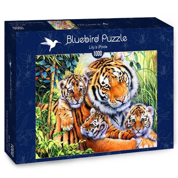 Puzzle Bluebird El Orgullo de Lily de 1000 Piezas
