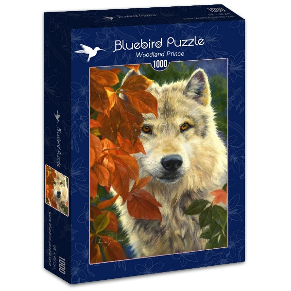Puzzle Bluebird El Príncipe del Bosque de 1000 Piezas