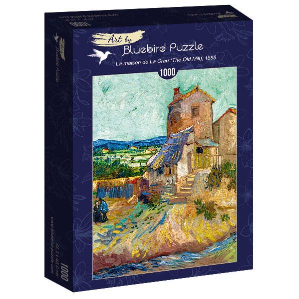 Puzzle Bluebird El Viejo Molino de 1000 Piezas