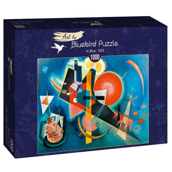 Puzzle Bluebird En Azul de 1000 Piezas