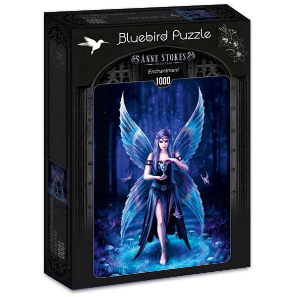 Puzzle Bluebird Encantamiento de 1000 Piezas