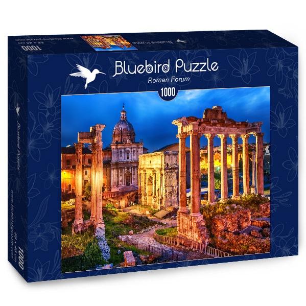 Puzzle Bluebird Foro Romano de 1000 Piezas